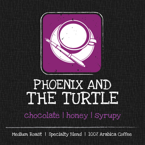 Allann Bros Coffee - Phoenix and the Turtle