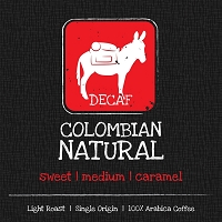 Allann Bros Coffee - Colombian Natural Decaf
